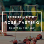 10th & Terrace Rosé Wine Tasting
