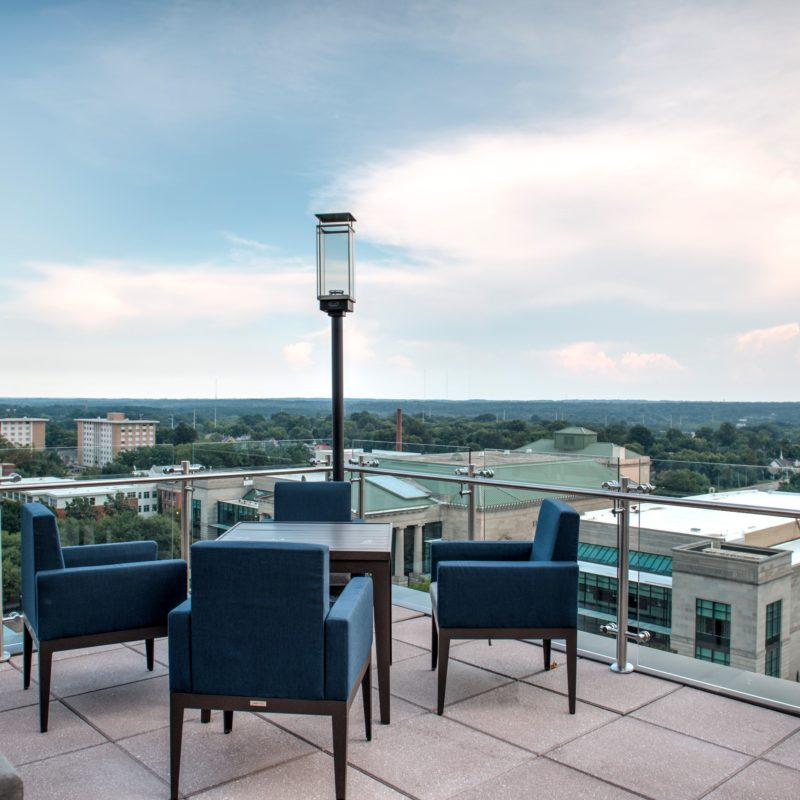 10th & Terrace at Residence Inn Raleigh Downtown