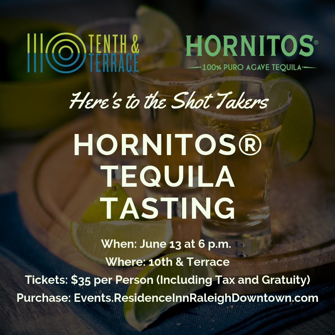 Hornitos Tequila Tasting