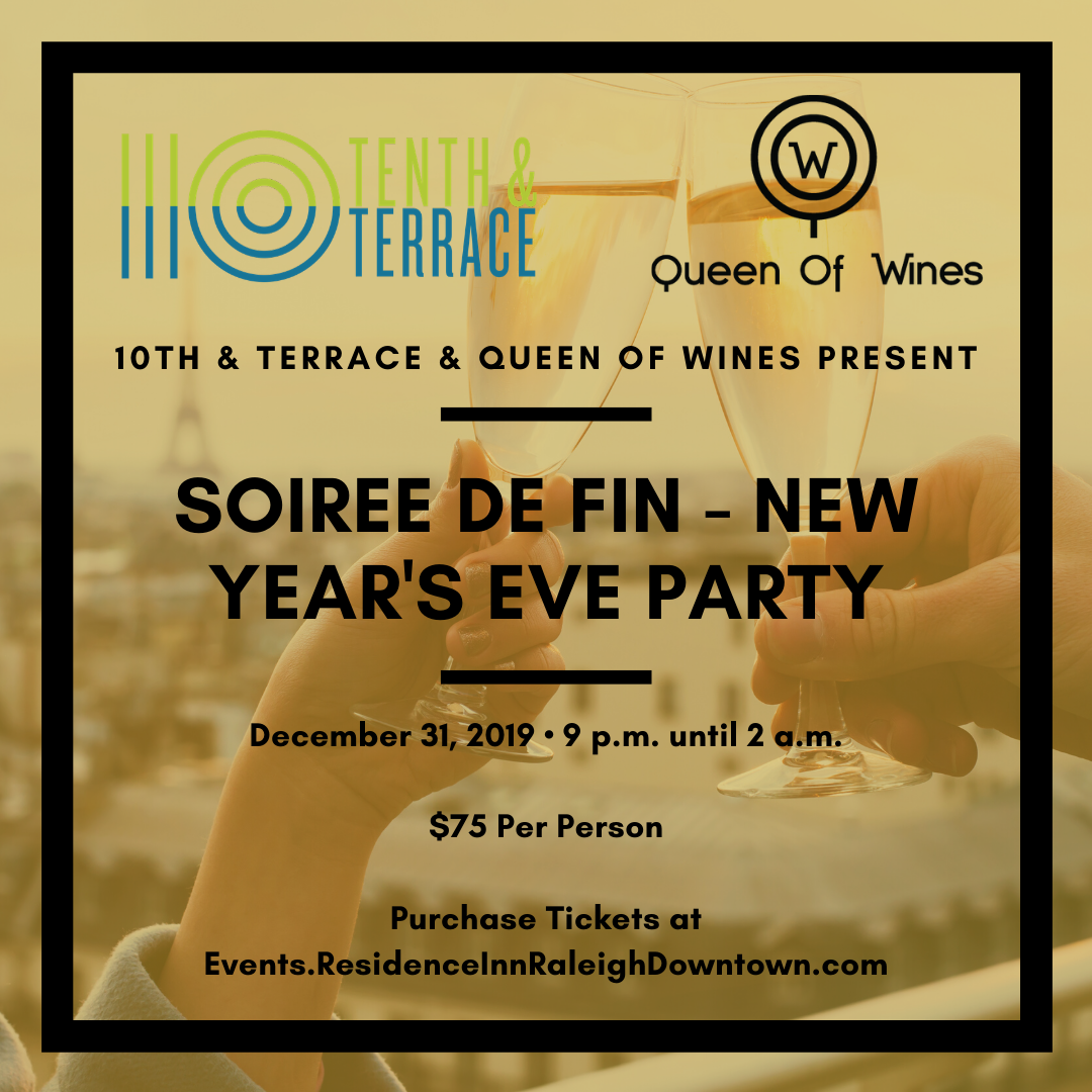 Soiree de Fin Party at 10th & Terrace