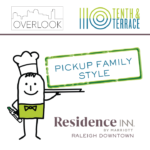 Family-Style Meals for Pick Up: April 30 - May 2, 2020