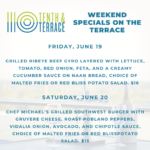 10th and Terrace Chef's Specials