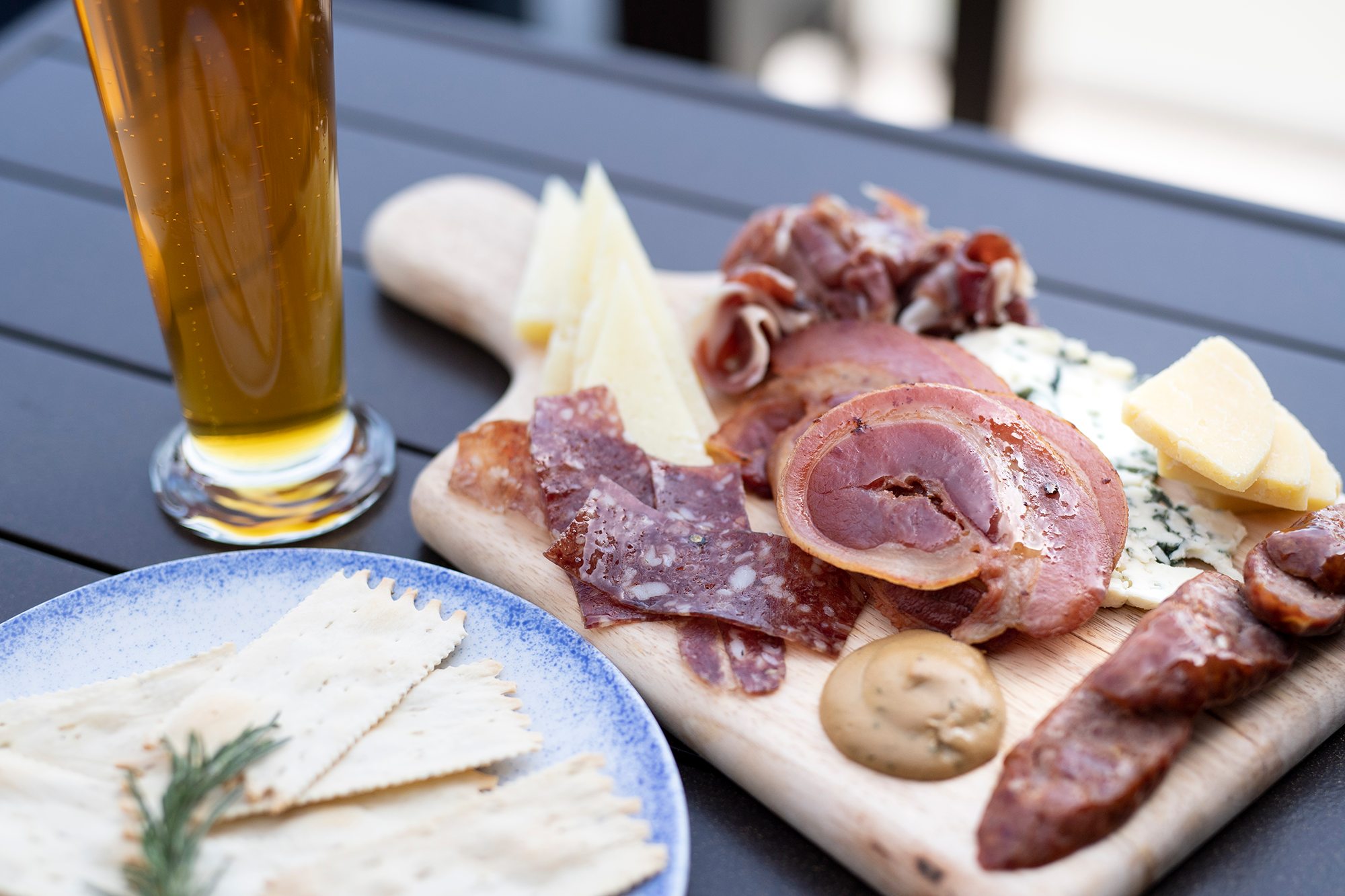 10th and Terrace at Residence Inn Raleigh Downtown - Charcuterie