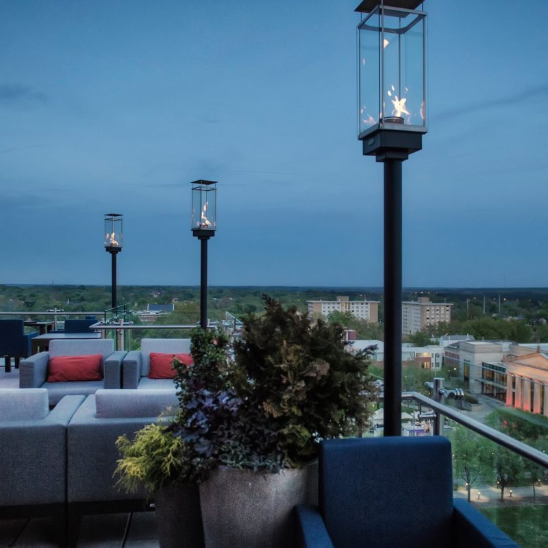 10th and Terrace at Residence Inn Raleigh Downtown