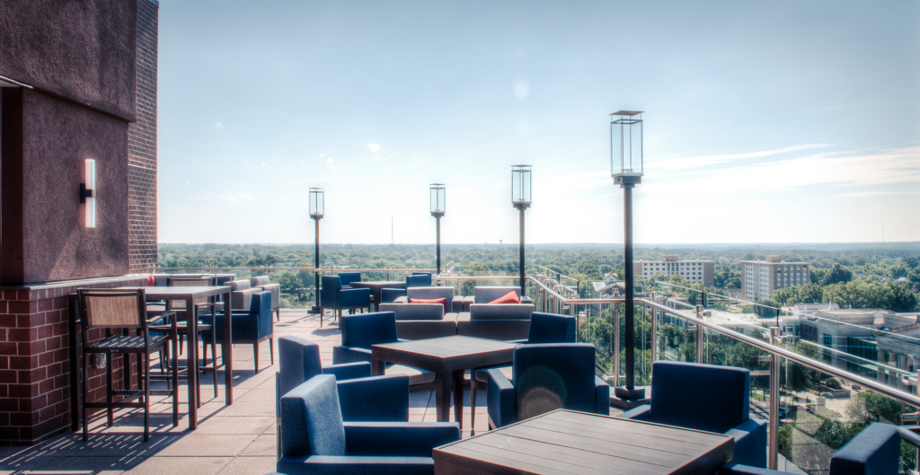 Rooftop Bar and Dining in Downtown Raleigh 10th & Terrace