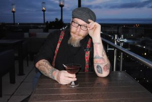 Steve Bull Bartender at 10th & Terrace in Downtown Raleigh