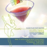 Holiday Special: Sugar Plum Fairy Martini at 10th & Terrace