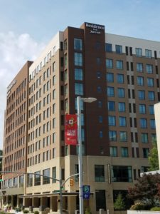 Residence Inn Raleigh Downtown Receives LEED Silver Status