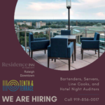 10th & Terrace in Raleigh is Hiring