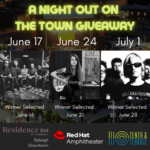 10th & Terrace + Red Hat Amphitheater A Night Out on the Town Giveaway