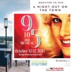 Residence Inn Raleigh Downtown A Night Out on The Town With 9 to Five Musical